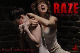 'Raze' (2012) Posters