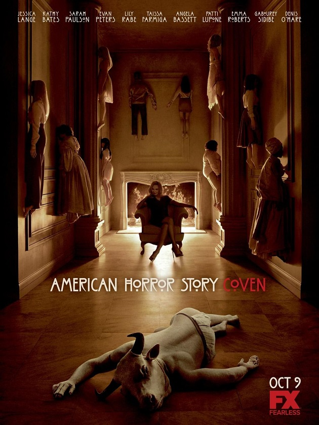 """Résultat de recherche d'images pour """"american horror story season 3 poster"""""""