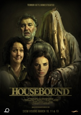 First HOUSEBOUND Trailer and Poster Arrive!