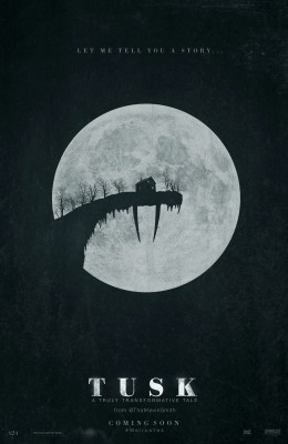Kevin Smith's TUSK Debuts First Poster!
