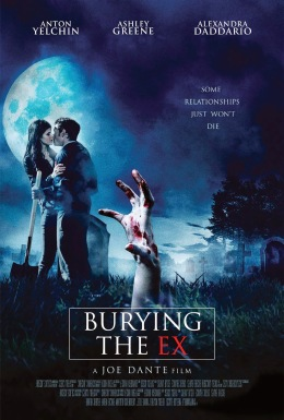 Image Entertainment Acquires Joe Dante's BURYING THE EX