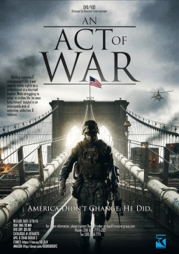 Trailer for Psychological Thriller AN ACT OF WAR Shows Grim Trip Back Home