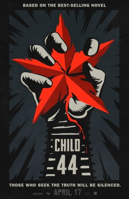 Character Posters Unveiled for New Political Thriller CHILD 44