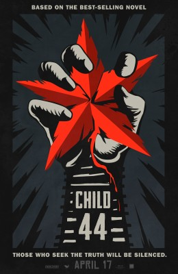 Character Posters Unveiled for New Political Thriller CHILD44