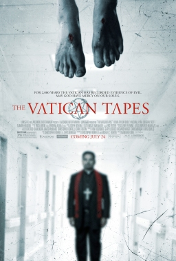 THE VATICAN TAPES Releases Trailer, Poster