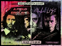 Showing Appreciation for this A FIELD IN ENGLAND/KILL LIST Poster