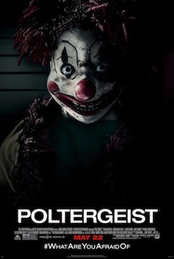 New POLTERGEIST Trailer Brings the Terror